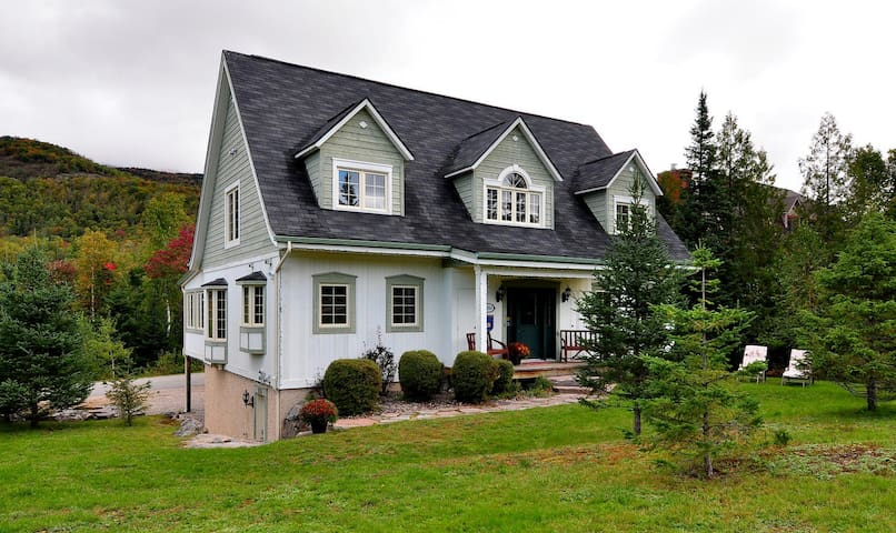 ★5★ ON the Tremblant Resort - 6BR 5BTH Chalet