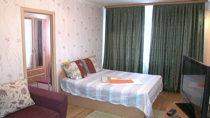 Сдаем теплую 2-х комнатную квартиру