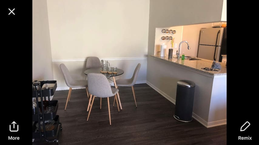 Newly renovated apartment that welcomes all!