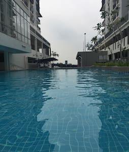 Homestay Casa Mewah@Hijauan Height Bangi-Putrajaya - Kajang