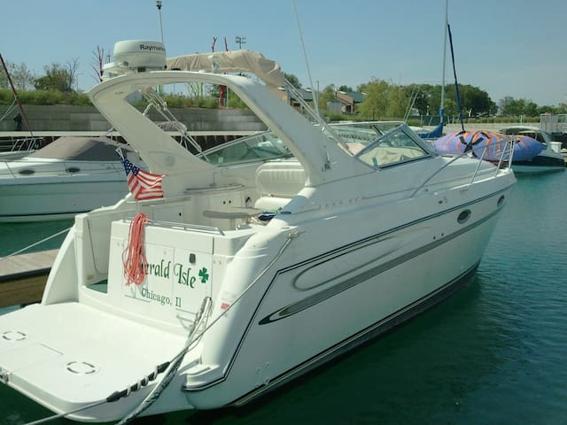 33ft Yacht near McCormick Place Convention Center. - Chicago - Barca