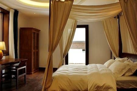 Shu Lin terrace landscape king room - Kunming