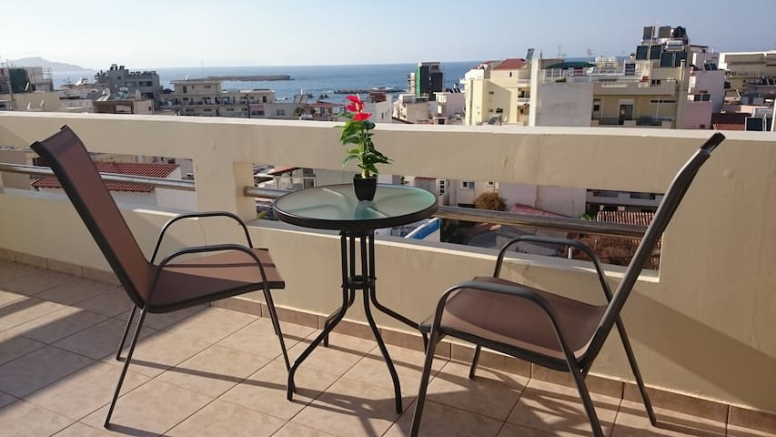 magic view studio near the old harbour - Chania - Apartmen