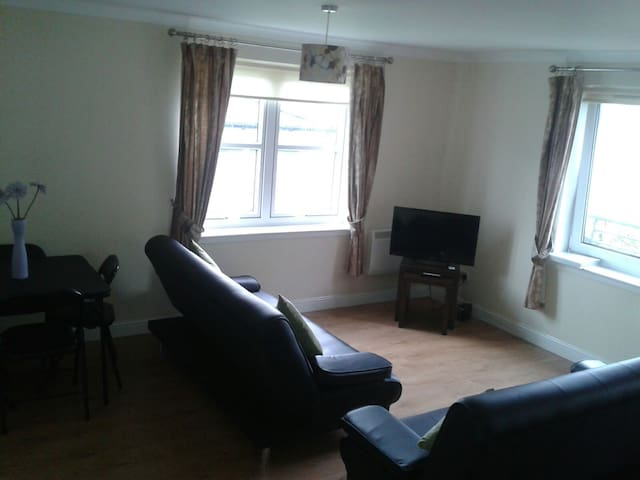 Prestwick's Sunshine Dreamland - Prestwick - Appartement