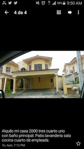 Cuarto privado en alquiler - Panamá - Hus