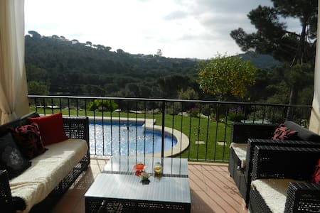 B&B Tiffany, con piscina, Calonge, Costa Brava. - Calonge - Bed & Breakfast