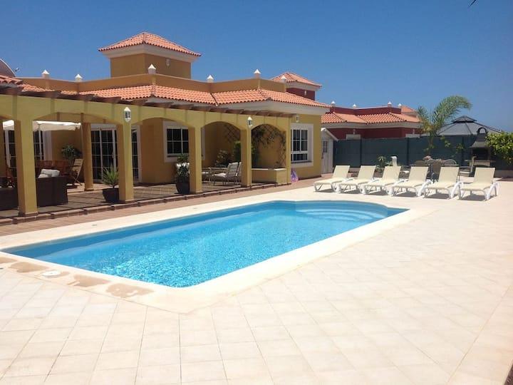 Villa Jasmine Caleta De Fuste Golf Course