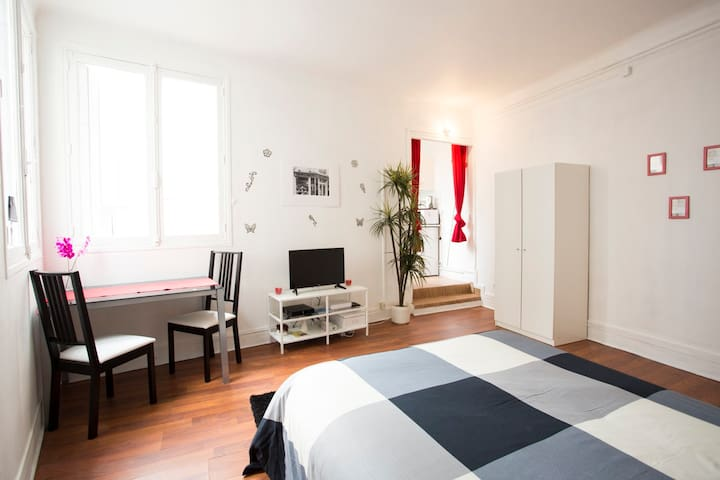 WONDERFUL STUDIO IN HEART OF ODEON - Paris - Daire