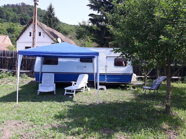 CampingBioBauernhof Siebenbürgen und Reiten