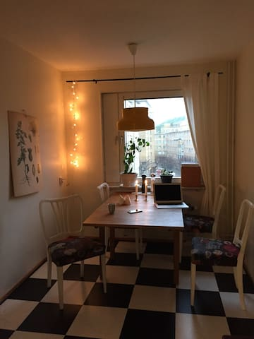 Great located room in the centre - Göteborg - Apartment