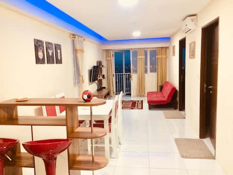 A beautiful apartment in  the heart of Makassar.