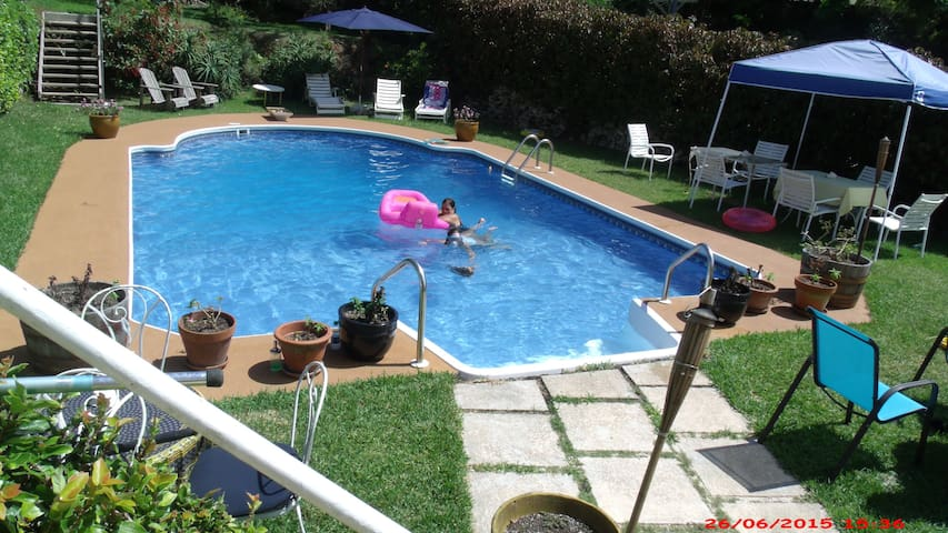 Grandiosa Casita one bedroom apartment with pool