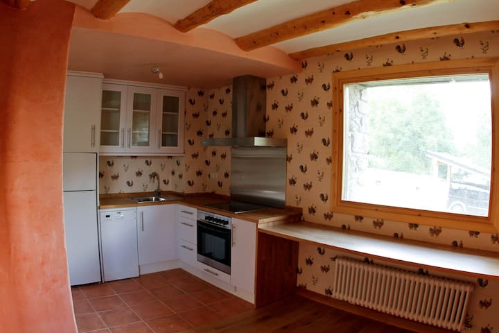 CASA RURAL BORDA BLANER Pyrenees, Aragon, Spain - Villanova - Hus