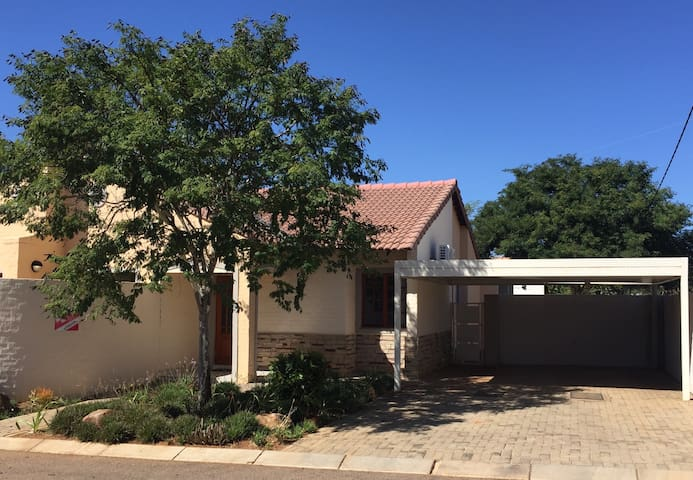 Nestled in Kgale in Kgale Manor, Gaborone
