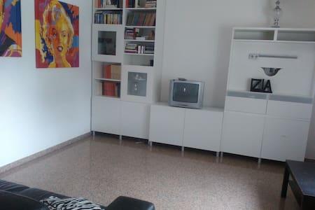 Ampio appartamento 400 metri dal mare - Pineto - Lägenhet