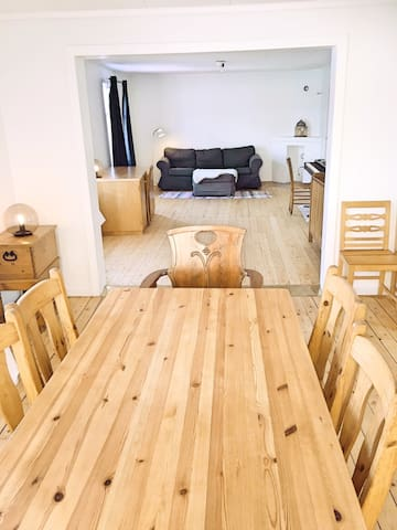 Nice apartment with courtyard in central Arvika!