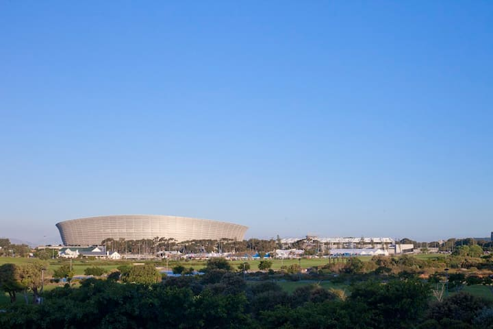 Our view - Green Point Stadium