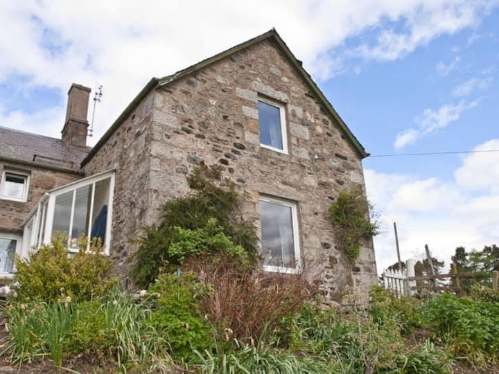 Clunskea Farmhouse, by Pitlochry