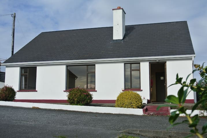 Aran Islands View in Coastal Connemara.  Sleeps 6!