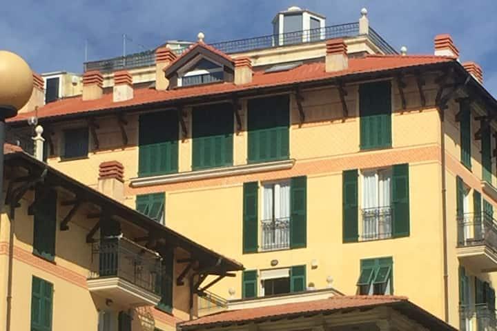 Casa Pietro in Arenzano centro