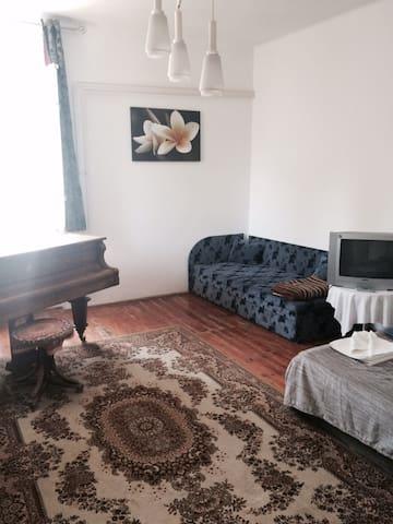 Iris Villa - Révfülöp - Apartamento