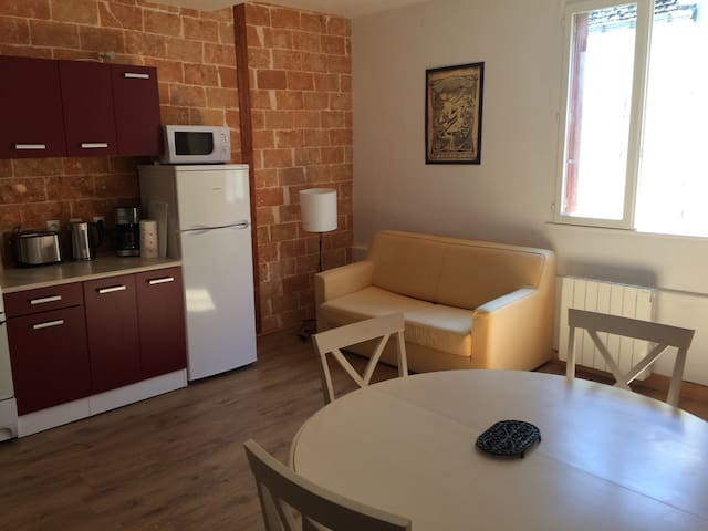 Appartement charmant dans centre ville