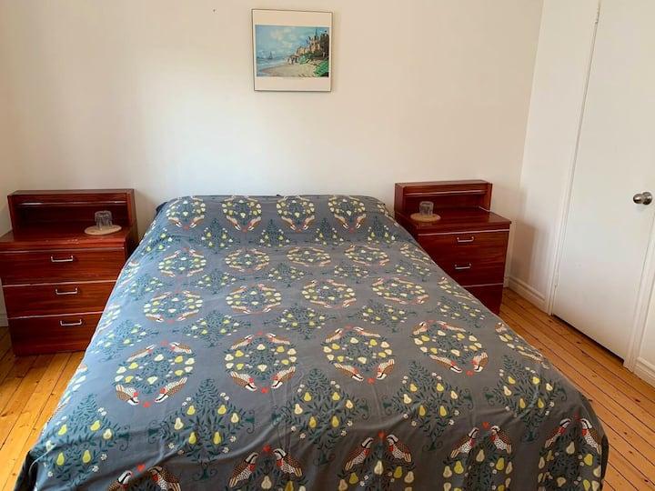Chambre en plein coeur de Limoilou