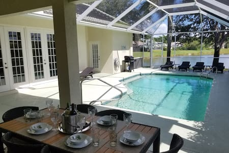Modern Briarwood Naples 4 Bdr Villa with Lakeview - Naples - Villa