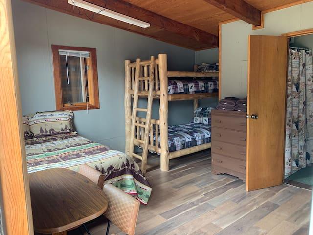 Grizzly Ridge Riverside Cabin # 2