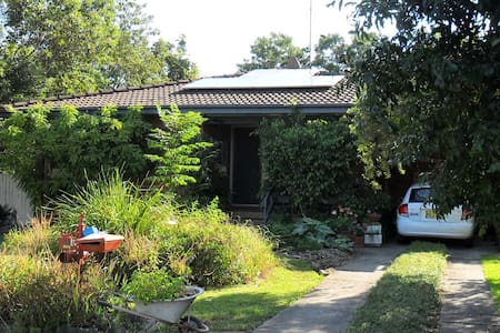 Cosy Caerulea Cottage, central Richmond - Hobartville - Huis
