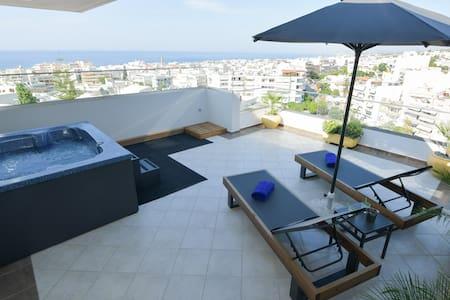 Rethymno City View Apartment