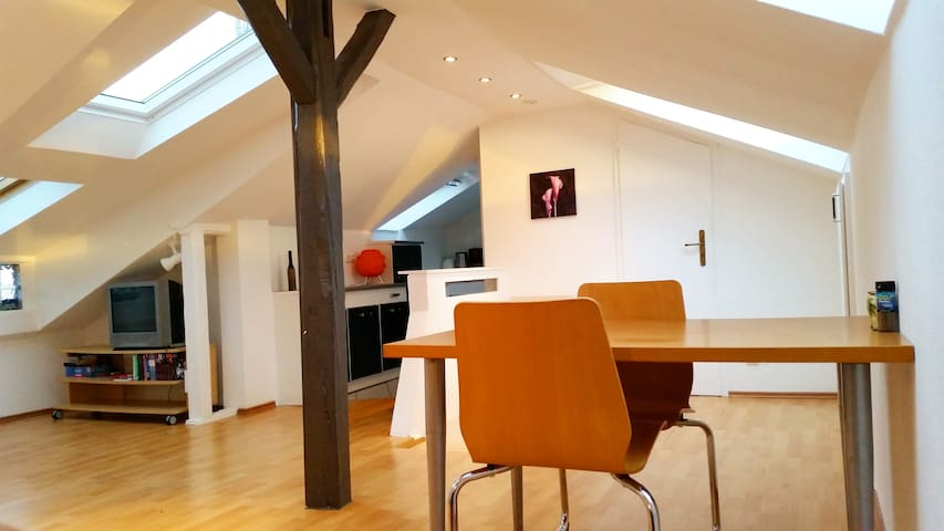 Great Penthouse! 3 min to Central Station by SBahn