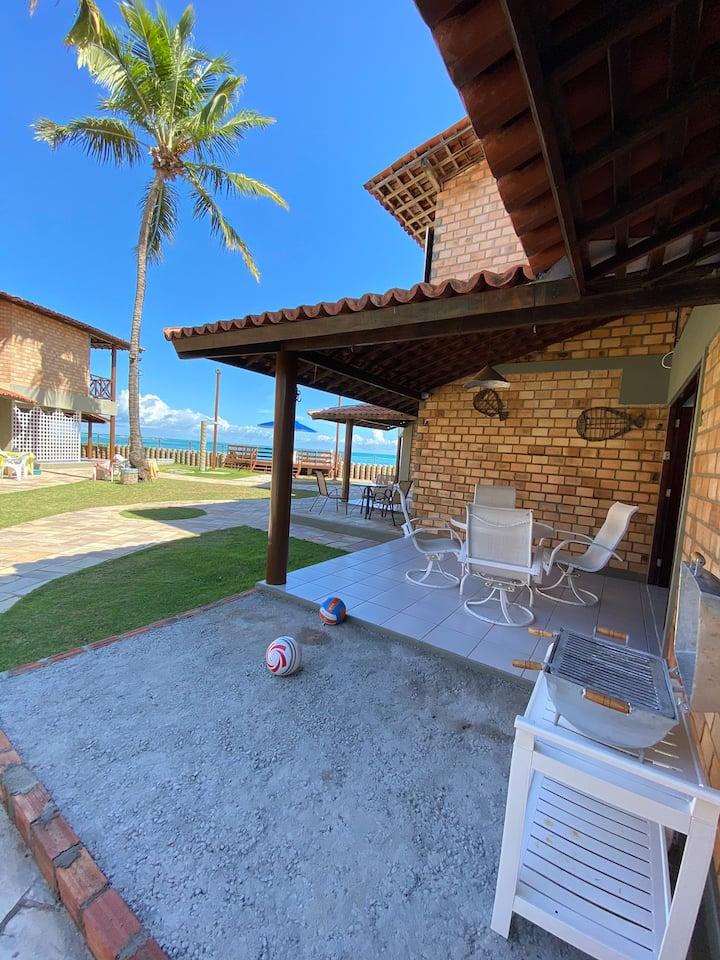 Duplex em Maragogi em Condomínio a Beira Mar - C.L