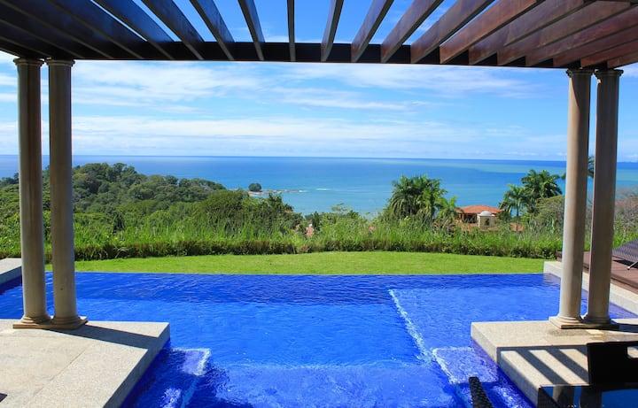 Luxury home, incredible ocean views, infinity pool