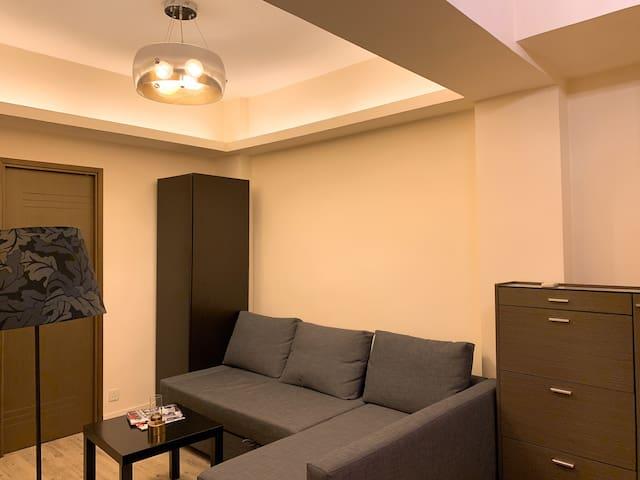 Cozy private room close to Wanchai 步行兩分鐘到地鐵灣仔站