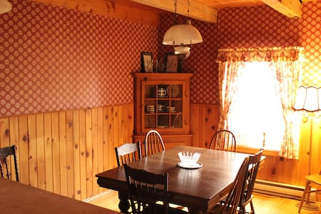 Le Chalet Buckhouse - Charlotte - Cantley - Bed & Breakfast