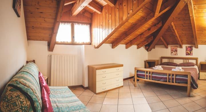 Appartamenti La Sirena Mansarda