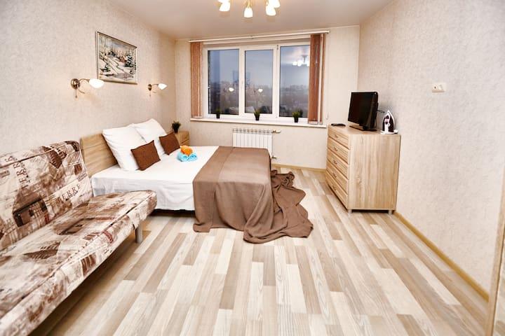 Великолепная квартира на Вилонова