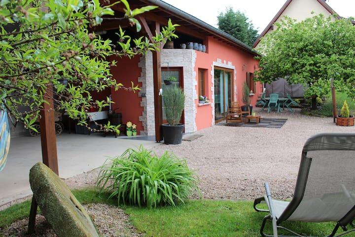 Gîte indépendant route des vins - Scherwiller - Rumah