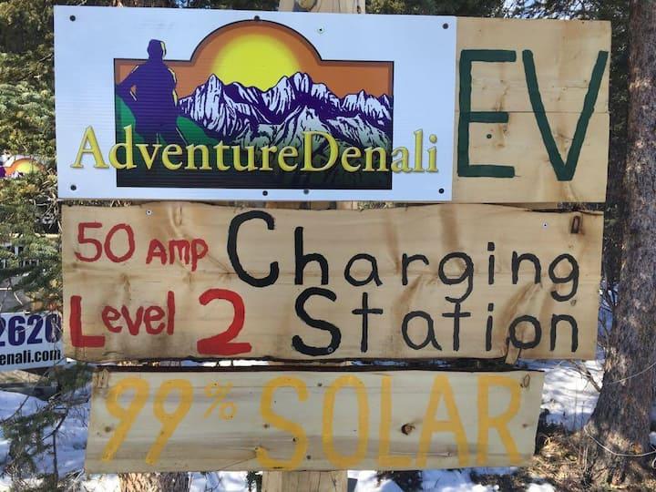 Adventure Denali S Maggie S Cabin Cabins For Rent In Denali National Park And Preserve Alaska United States