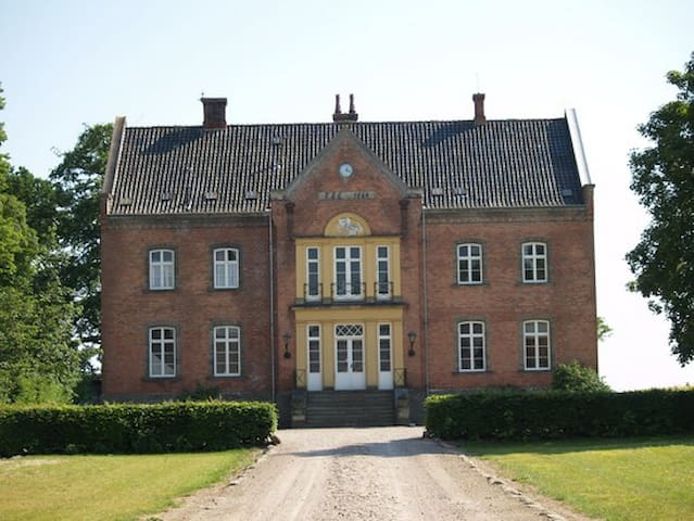 Large Manor house in Denmark - Skælskør - Castle