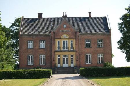 Large Manor house in Denmark - Skælskør