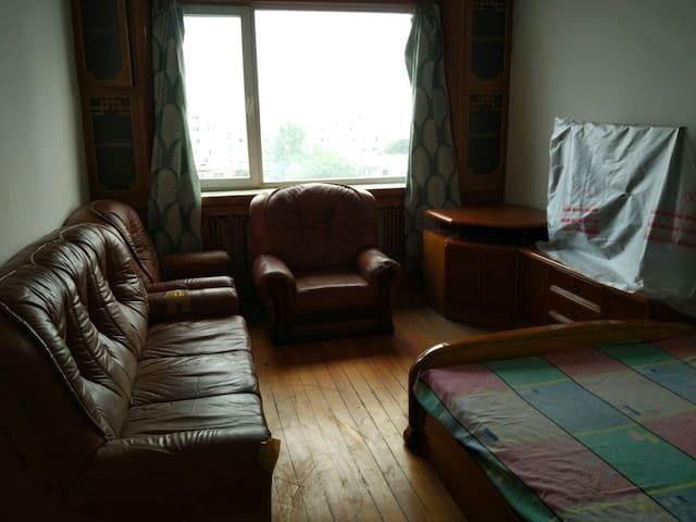 沈阳一环旁温馨的三居室,三张床,适合于家庭旅游 - Shenyang - Departamento