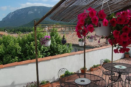 Perfectly Positioned Apartment - Quillan - Apartment