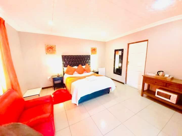 Spacious, relaxed  & stylish accommodation