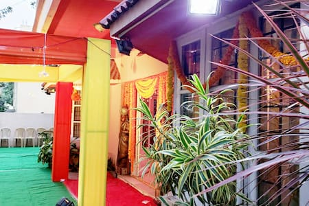 Service Apartment, wedding space, Fiesta Villa