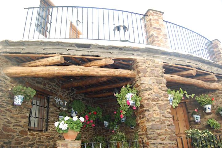 Casa Fina in the Alpujarra