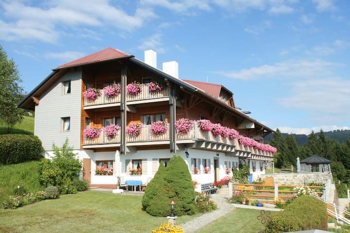 Berghaus Oberleitner - Panoramablick
