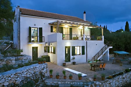 Villa Lazaretto - Anogi - House