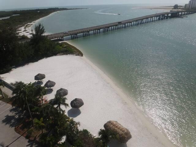 #803 Lovers Key Beach Club with Beach Views